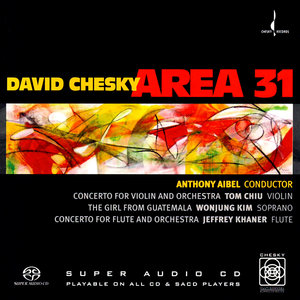 David Chesky - Area 31 (2005) [Official Digital Download 24bit/96kHz]