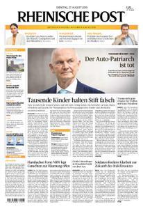 Rheinische Post – 27. August 2019