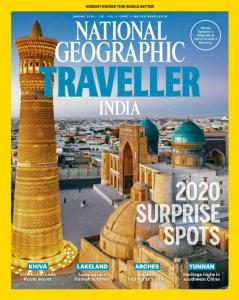National Geographic Traveller India - January 2020