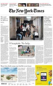 International New York Times - 23 June 2020