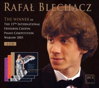 Rafal Blechacz: The Winner of the 15th International Fryderyk Chopin Piano Competition 2007