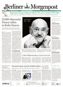 Berliner Morgenpost – 08. Juli 2019