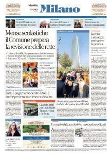 la Repubblica Milano - 16 Ottobre 2017