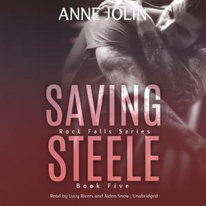 «Saving Steele» by Anne Jolin