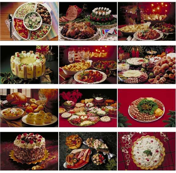 Corel Professional Photos Vol.569 - Festive Food