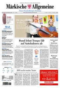 Neue Oranienburger Zeitung - 20. Dezember 2018