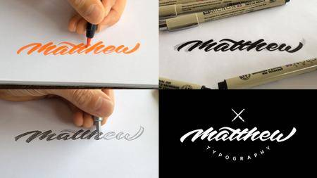 Brushpen Logo Design: Develop Your Signature Style