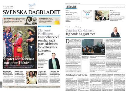 Svenska Dagbladet – 14 juni 2019