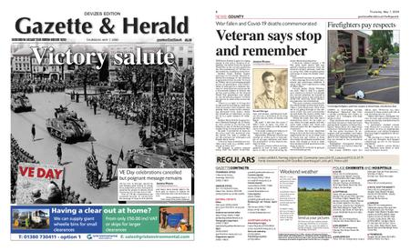 Gazette & Herald – May 07, 2020