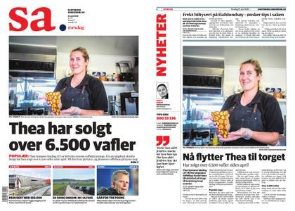 Sarpsborg Arbeiderblad – 25. juni 2020