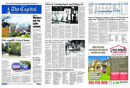 The Capital – June 25, 2020