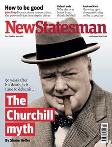 New Statesman - 9 - 15 January 2015
