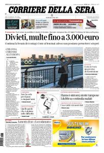 Corriere della Sera – 25 marzo 2020