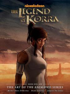 Dark Horse-The Legend Of Korra The Art Of The Animated Series Book One Air 2013 Retail Comic eBook
