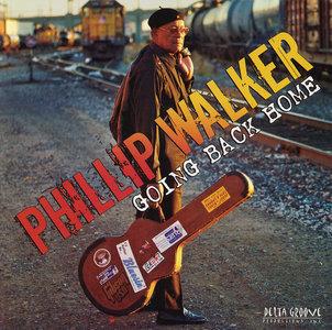 Phillip Walker - Going Back Home (2007)