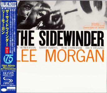 Lee Morgan - The Sidewinder (1963) {2013 Japan SHM-CD Blue Note 24-192 Remaster TYCJ-81011}