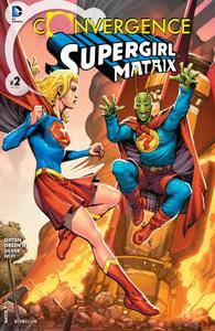 Convergence - Supergirl Matrix 02 of 02 2015 digital