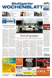 Stuttgarter Wochenblatt - Stuttgart Ost - 18. September 2019