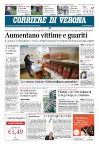 Corriere di Verona – 26 marzo 2020