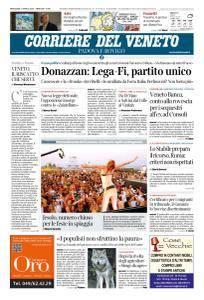 Corriere del Veneto Padova e Rovigo - 11 Aprile 2018