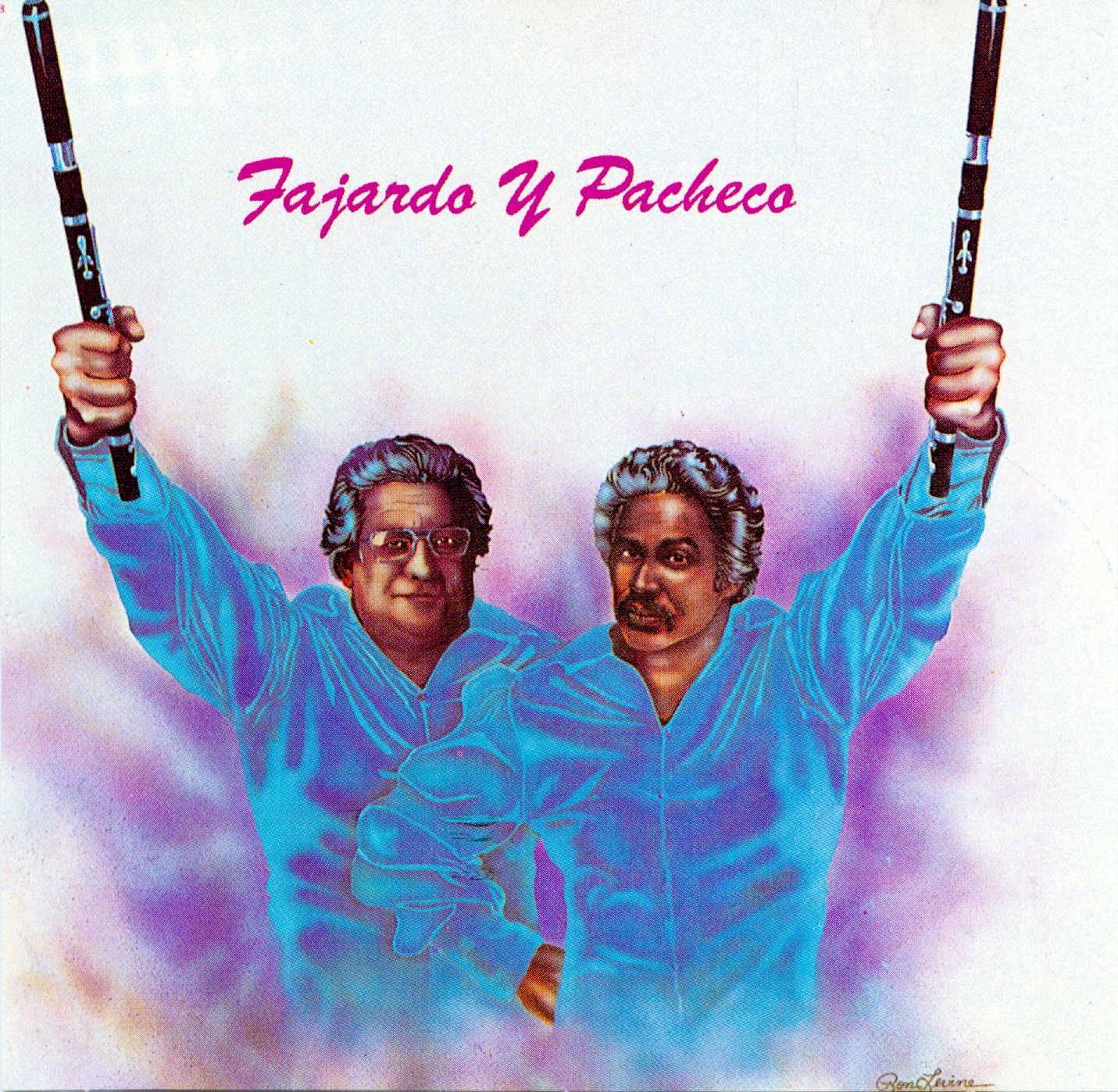 Johnny Pacheco - Fajardo y Pacheco   (1990)