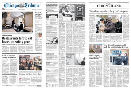 Chicago Tribune – October 30, 2020