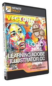 Learning Adobe Illustrator CC Training Video [repost]