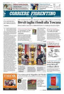 Corriere Fiorentino La Toscana - 9 Dicembre 2017