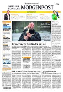 Solinger Morgenpost – 04. Februar 2019