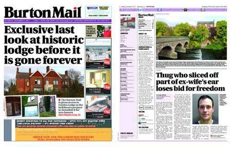 Burton Mail – December 09, 2017
