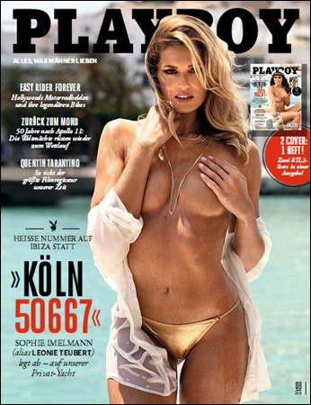 Playboy Germany - August 2019