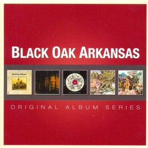 Original Album Series: Black Oak Arkansas (2013) [5CD Box Set]