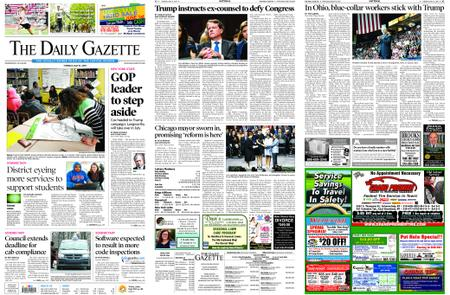 The Daily Gazette – May 21, 2019