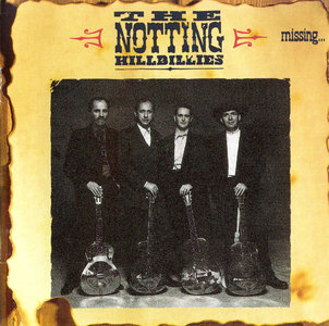 Notting Hillbillies (with Mark Knopfler) – Missing…Presumed Having A Good Time (1990) (Repost)