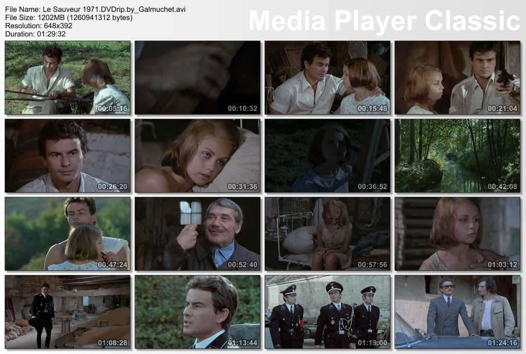 Le Sauveur [The Savior] 1971 Repost