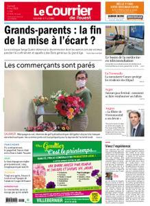 Le Courrier de l'Ouest Angers – 09 mai 2020