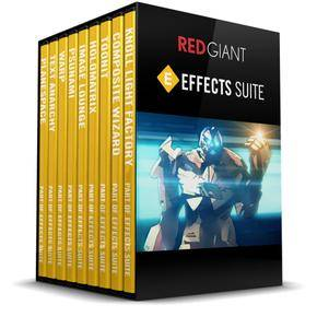 Red Giant Effects Suite 11.1.13 (x64)