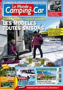Le Monde du Camping-Car - mars 2018