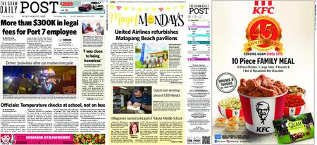 The Guam Daily Post – July 27, 2020