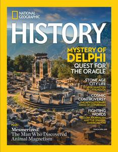 National Geographic History - March 2019