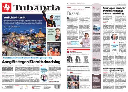 Tubantia - Enschede – 18 november 2019