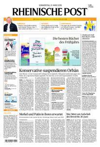 Rheinische Post – 21. März 2019