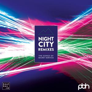 VA - Night City Remixes - The Songs of Secret Service (2019)