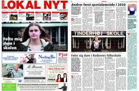 Rødovre Lokal Nyt – 21. marts 2019