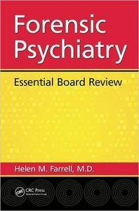 Forensic Psychiatry: Essential Board Review (repost)