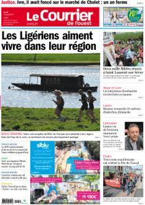 Le Courrier de l'Ouest Cholet – 02 mai 2019