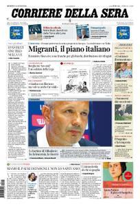 Corriere della Sera – 14 luglio 2019