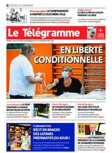 Le Télégramme Guingamp – 11 mai 2020
