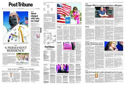 Post-Tribune – August 28, 2020