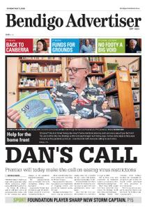 Bendigo Advertiser - May 11, 2020